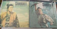 Samurai 1 and 2 criterion collection     laserdisc