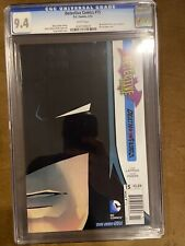 DETECTIVE COMICS #15 RARE NEWSTAND EDITION NOT SOLD IN COMIC SHOPS! CGC 9.4