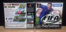 FIFA 2000 - PS1 - PlayStation 1 - PAL - Italiano - Usato