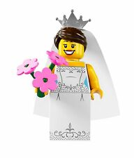 LEGO #8831 Mini figure Series 7  BRIDE