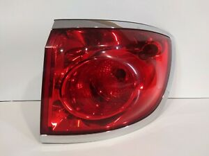 2008-2012 Buick Enclave Tail light Assembly right passenger side used Oem nice
