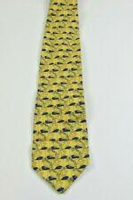 Texas Scottish Rite Hospital Yellow Tie (E-1)