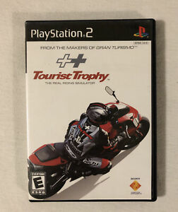 Tourist Trophy (PS2) Complete! Fast Shipping!