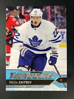 2016-17 Nikita Zaitsev UD Young Guns Rookie