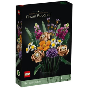 LEGO 10280 Creator Expert Flower Bouquet Brand New Sealed