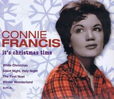 MUSIK-CD NEU/OVP - Connie Francis - It's Christmas Time