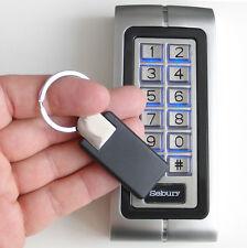 Codeschloss und RFID von Sebury + Design Transponder, Massives Metallgehäuse