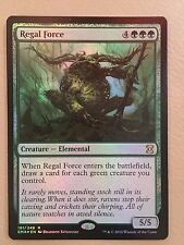 Magic The Gathering - Regal Force FOIL X1 - Eternal Masters - NM