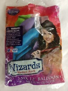 Wizards of Waverly Place Disney Balloons Birthday Party New