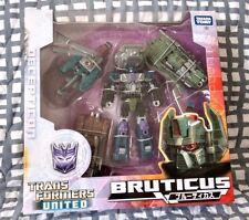 TransFormers United Asia Bruticus Maximus Energon Combiner Combaticons G1 TLK G2