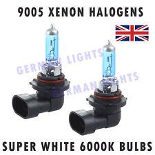 * HB3 Super Xenon Blanco Faros Bombillas 6000K AUDI BMW MERCEDES VW Niebla De Ford 9005
