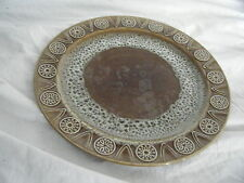 C4 Pottery Crown Ducal Astra Plate 26cm 4F4A
