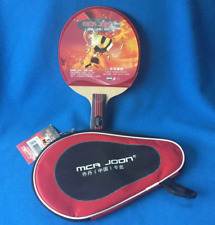MCR Joon C25 Table Tennis Paddle Bat Short Handle Ping Pong Bat