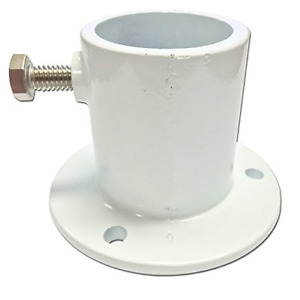Cast Aluminum Above Ground Pool Ladder Replacement Deck Flange