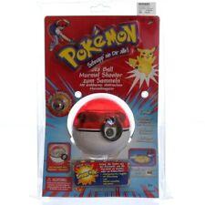 Pokemon Poke Murmel Shooter mit 8 Murmeln + Spielmatte + Batterien - RAR & NEU