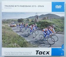 Tacx entrenamiento with RABOBANK 2010 ESPAÑA ergovideo NUEVO #029