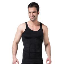 Men's Best Shaper Vest for Man Corset Tank Boobs Moobs Body Slim Tummy Belly