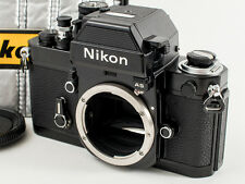 【TOP MINT】 Nikon F2AS Photomic 35mm SLR Film Camera Body With AR-1 From Japan