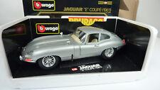 "Burago 1:18 3038 Jaguar ""E"" Coupe 1961 siehe Bilder (A13)"