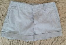 Gap Womens Girls White Denim Shorts BNWT Size 4R RRP £26.99 Free Postage to UK