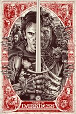 Army of Darkness (Anthony Petrie) SOLD-OUT Ltd Ed Print #138/225 Mondo