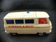 corgi 463 Commer 3/4 Ton chassis ambulance ancien 1964