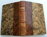 1947 DORGELES BOUQUET DE BOHEME LIVRE JOLIE RELIURE BOOK LITTERATURE
