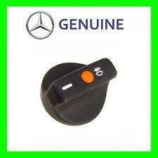 NEW OEM Headlight Switch Knob MERCEDES W124 W126 R129 W201 W202 1979-2001