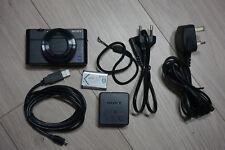 Sony Cyber-Shot RX100 IV Digital Camera RX100M4