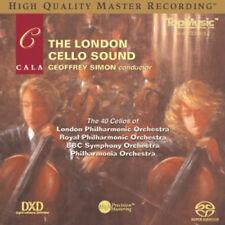 Geoffrey Simon The London Cello Sound DXD SACD