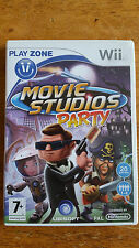 Movie Studios Party - Nintendo Wii - Game - PAL - Complete