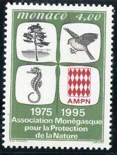 TIMBRE DE MONACO N° 1995 ** FLORE / POUR LA PROTECTION DE LA NATURE
