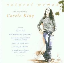 CAROLE KING: NATURAL WOMAN THE VERY BEST OF 22 TRACK CD GREATEST HITS / NEW