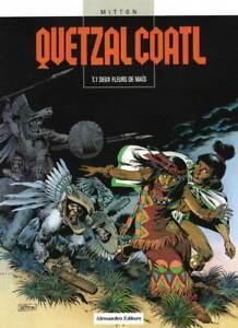 Quetzalcoatl 1/3 sequenza Alessandro Editore usato buono