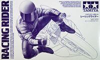 Tamiya 14122 Motorcycle Racing Rider 1/12 scale kit