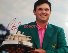Patrick Reed Augusta 2018 The Masters Champion Autographed 8x10 Signed Photo RP