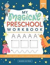 My Magical Preschool Workbook PAPERBACK  2020 Jacy Corral