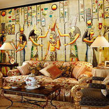 3D Wallpaper Bedroom Mural Roll Luxury Egyptian Egypt Photo Wall Background TV