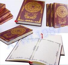 Japan Anime Card Captor Sakura Cosplay Magic Notebook Diary Book Clow Xmas Gift