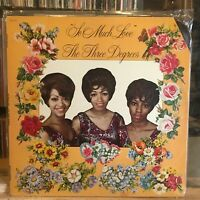 [SOUL/FUNK]~EXC LP~The THREE DEGREES~So Much Love~[1975~ROULETTE~WLP~PROMO~Iss]
