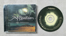 "CD AUDIO DISQUE FR / AKHENATON ""SOL INVICTUS"" 361 RECORDS 2001 19 TITRES"
