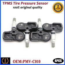 4PCS 42607-30060 PMV-C010 Tire Pressure Sensor TPMS Fits For Toyota Scion Lexus