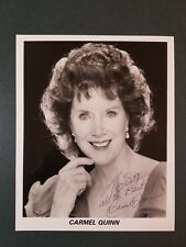 Carmel Quinn-signed photo-Certified
