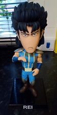 ANIME MANGA COLLECTABLE BOBBLEHEAD REI RARE FIGURE FIST OF THE NORTHERN STAR
