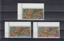 TIMBRE STAMP 3  PHILIPPINES  Y&T#698-700 ART PEINTURE NEUF**/MNH-MINT 1968 ~B60