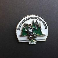 WDW - 2004 Holidays Around The World - Passholder Exclusive Disney Pin 34876