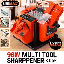 UNIMAC Electric Multi Function Tool Sharpener Drill Bit Knife Scissors Chisel