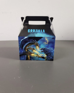 GODZILLA PARTY FAVOR BOXES SET of 10