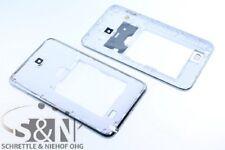 Samsung Galaxy Note N7000 Mittelgehäuse Cover Rahmen weiß
