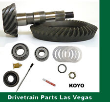 """Motive OEM Ring and Pinion Gear Set GM 8.875"""" 12 Bolt Truck 4.56 Install Kit"""